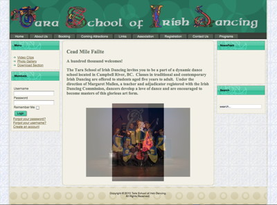 Tara School of Irish Dancing